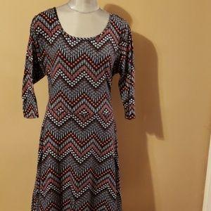Dresses & Skirts - Cross back dress